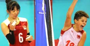 U18 Milli Takımı Dünya Şampiyonası Finalleri'nde Çin Halk Cumhuriyeti'ni 3-0 Mağlup Etti