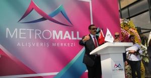 Ankara'nın En Büyük AVM'si Etimesgut'ta Açıldı
