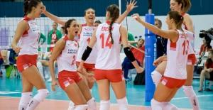 Avrupa Şampiyonası'nda Bulgaristan 3- 2 Türkiye
