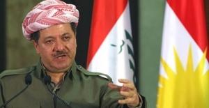 """Barzani: """"Bağımsızlık Kutsal Amaç"""""""