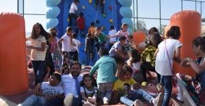 Beşiktaş Belediyesi Hakkari'de Çocuk Şenliği Düzenledi