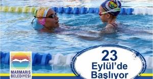 Fenerbahçe Spor Kulübü Marmaris Kış Yüzme Okulları Açılıyor