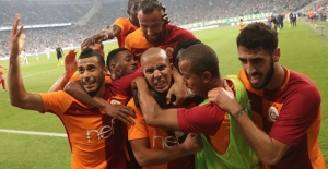 Galatasaray, Bursa'dan 3 Puanla Dönüyor