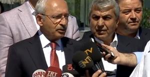 Kılıçdaroğlu: Enis Bey Bir Demokrasi Mücadelesi Yapıyor