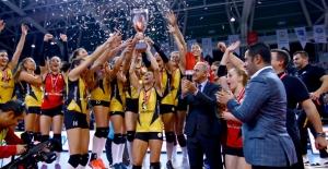 2017 Spor Toto Şampiyonlar Kupası Sahibini Buldu