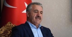 Bakan Arslan Hakkındaki Gensoru Reddedildi