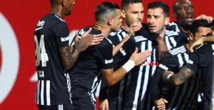 Beşiktaş, Alanya'da  Galibiyet Orucunu Bozdu