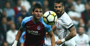 Beşiktaş ile Trabzonspor Yenişemedi