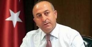 Çavuşoğlu  İranlı Mevkidaşı Zarif İle Görüştü
