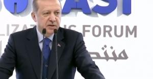"""Cumhurbaşkanı Erdoğan: """"Trump Medeniyeti Şekil Olarak Değerlendiren Bir Tipoloji"""""""
