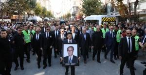 ETİ'nin Kurucusu Ve Onursal Başkanı Firuz Kanatlı Son Yolculuğuna Uğurlandı