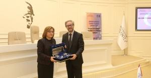 Fatma Şahin, Avrupa Şeref Plaketi Ödülüne Layık Görüldü