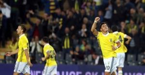 Fenerbahçe, Evkur Yeni Malatyaspor'u 3-1 Yendi
