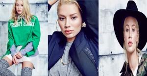 Gençlerin Sevgilisi Dünyaca Ünlü Yıldız 'Iggy Azalea' İlk Kez İstanbul'a Geliyor!