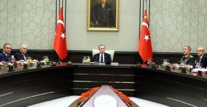 MGK'dan Türk Hava Sahası'nın IKBY'ne Kapatılmasına Ve OHAL'in Uzatılmasına İlişkin Tavsiye Kararı