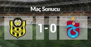 Trabzonspor Kötü Gidişe Devam Ediyor