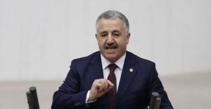 Ulaştırma Bakanı Arslan: Kamu Yararını Gözeterek İş Yapıyoruz