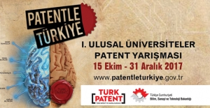Üniversiteler Patent Yarışması Başvuruları Başladı