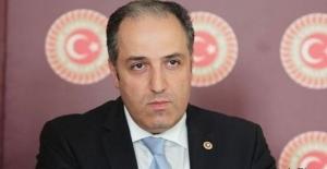 """Yeneroğlu: """"Frankfurt Polisi'nin PKK Mitingi İçin Reklam Yapması Kabul Edilemez!"""""""