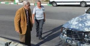 Yeşilçam'ın Efsane İsimlerinden Eşref Kolçak Trafik Kazası Yaptı