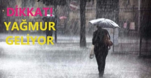 Yurdumuz Yarından İtibaren Serin ve Yağışlı Havanın Etikisine Giriyor