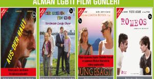 Ankarada Alman LGBTİ Film Günleri...