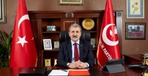 BBP Genel Başkanı Destici'den Süleymanoğlu İçin Taziye Mesajı