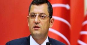 """CHP'li Özel: """"O Bülbül Ötecek Ve Çok Fazla Sayıda Kirli Çamaşır Ortaya Dökülecek"""""""
