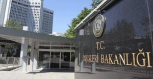Dışişleri: Bu Karar IKBY 'nin Referandumunu Gayrimeşru Niteliğini Teyit Etmiştir