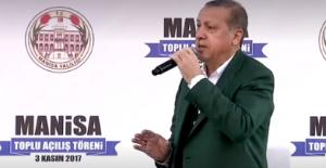 Erdoğan: Kandil'de ve Sincar'daki Sorun Çözülmezse Biz Buraları Yerle Bir Ederiz