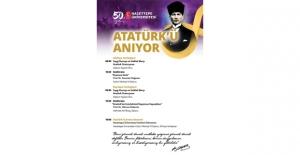 Hacettepe Üniversitesi Atatürk'ü Özel Bir Programla Anıyor