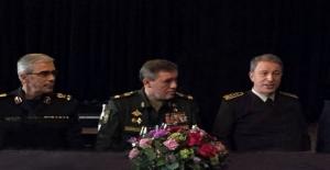 Orgeneral Akar Rusya Ve İran Genelkurmay Başkanları İle Soçi'de Görüştü