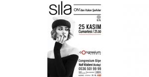"""Sıla """"ON'dan Kalan"""" Şarkılarıyla Ankara'da"""