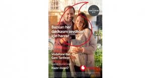 """Vodafone'dan Dünyada Bir İlk: """"Vodafone Gani Tarifeler"""""""