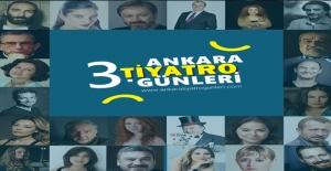 3.Ankara Tiyatro Günleri Başladı