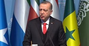 Cumhurbaşkanı Erdoğan: Bağımsız Filistin Devleti Talebinden Geri Adım Atmayacağız
