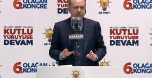 Cumhurbaşkanı Erdoğan: Baharda Yayla Yasağını Kaldırıyoruz