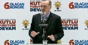 Cumhurbaşkanı Erdoğan: Bu Husumete Dava Arkadaşlarımız Nasıl Katıldı Yazıklar Olsun