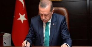 Cumhurbaşkanı Erdoğan İki Üniversiteye Rektör Atadı