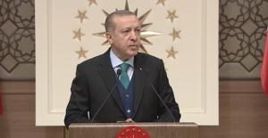 Cumhurbaşkanı Erdoğan: Yüksek Faizin Olduğu Bir Ülkede Enflasyonun Düşmesi Mümkün Değil
