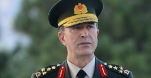 Genelkurmay Başkanı Akar'dan Sarıkamış Şehitleri Mesajı