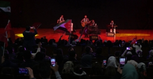 """Grup Yürüyüş'ten Yeni Kudüs Şarkısı: """"Aşet Filistin"""""""
