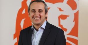 ING Bank Türkiye Bireysel Bankacılık Genel Müdür Yardımcılığı Görevine Alper Gökgöz Atanıyor