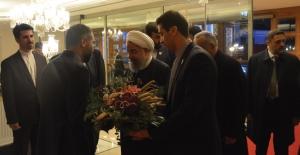 İran Cumhurbaşkanı Ruhani, Konaklamak İçin İkinci Kez CVK Park Bosphorus Hotel İstanbul'u Seçti