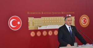 MHP'li Akçay: Milli Bir Direniş Çağrısı Yapıyoruz