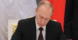 Putin, Tartus Üssünün Genişletilmesi Anlaşmasına Onay Verdi