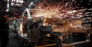 Sanayi Ciro Endeksi Arttı