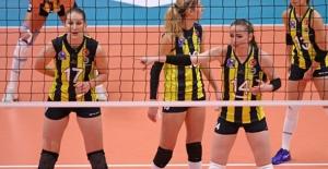Sarı Melekler Şampiyonlar Ligi'ne Galibiyetle Başladı