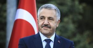 Ulaştırma Bakanı Arslan'ın Yeni Yıl Mesajı
