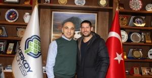 Ümit Davala Bakırköy Belediye Başkanı Kerimoğlu'nu Ziyaret Etti